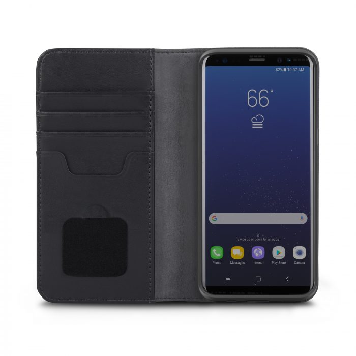 The Overture Galaxy S8 wallet case.