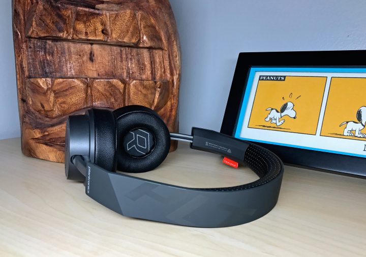 The Backbeat 500 headphones sound great for the price.