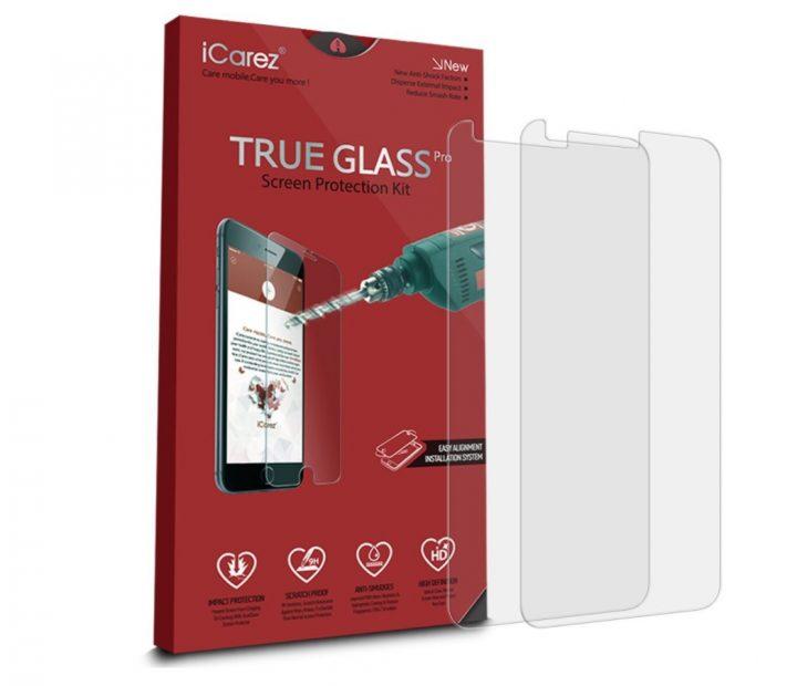 iCarez Tempered LG G6 Glass