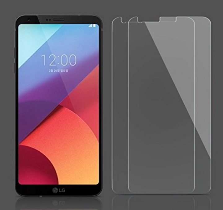 SPARIN Glass Screen Protector for LG G6