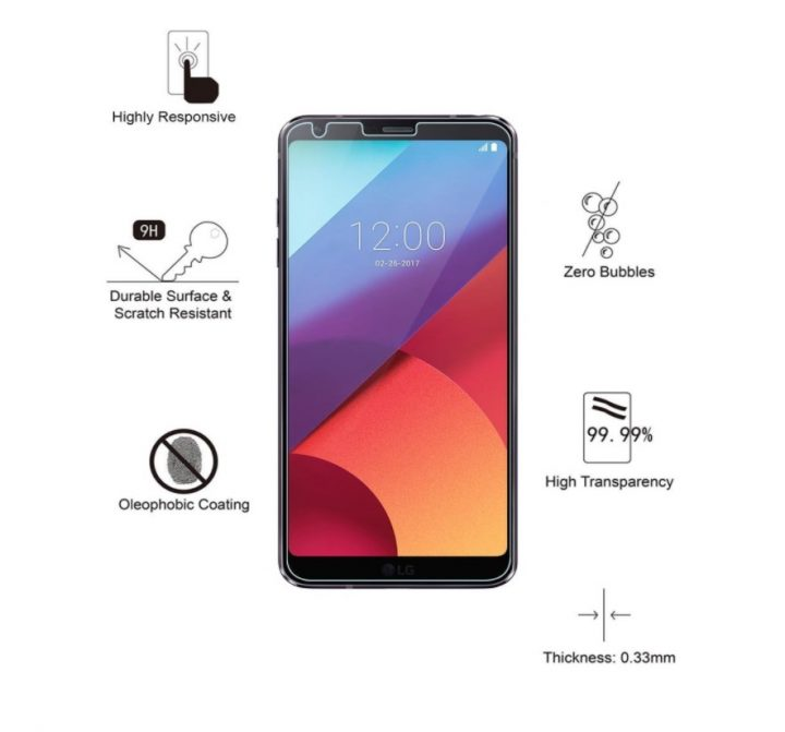 YooTech All-Glass for the LG G6