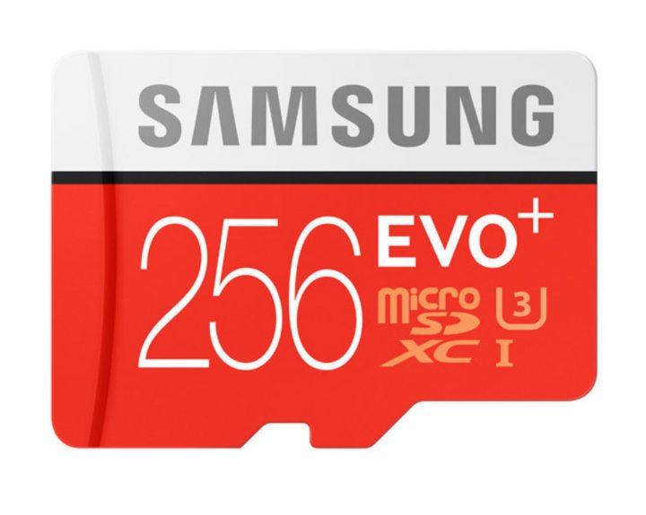 Samsung 256GB Micro-SD Card
