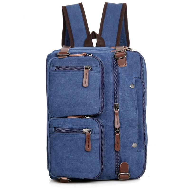 clean vintage hybrid front backpack