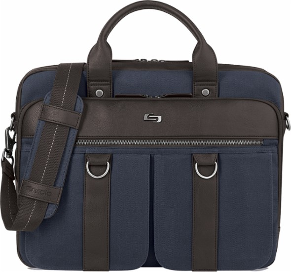 solo badford laptop briefcase