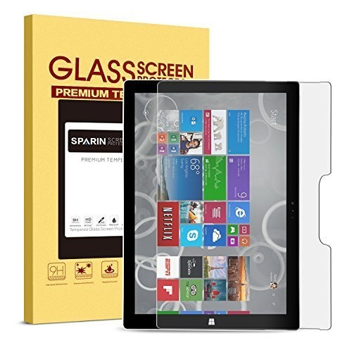 Tempered Glass Surface Pro 4 Screen Protector from Sparin - $13.99