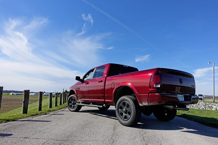 What you need to know about the RAM 2500 driving and performance.