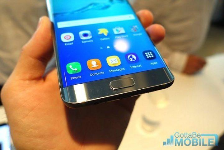 Galaxy S8+ vs Galaxy S6 Edge Plus: Design