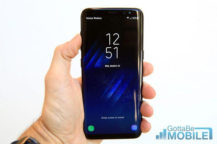 Galaxy S8+ vs S6 Edge Plus