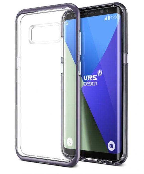VRS Design Clear Bumper Case