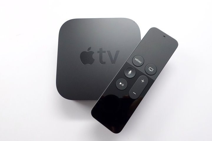 This is what the Apple TV can do.