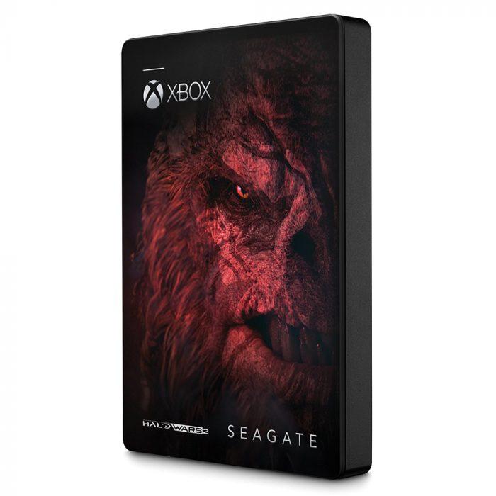 Seagate Game Drive Xbox Halo Wars 2 Edition - $99