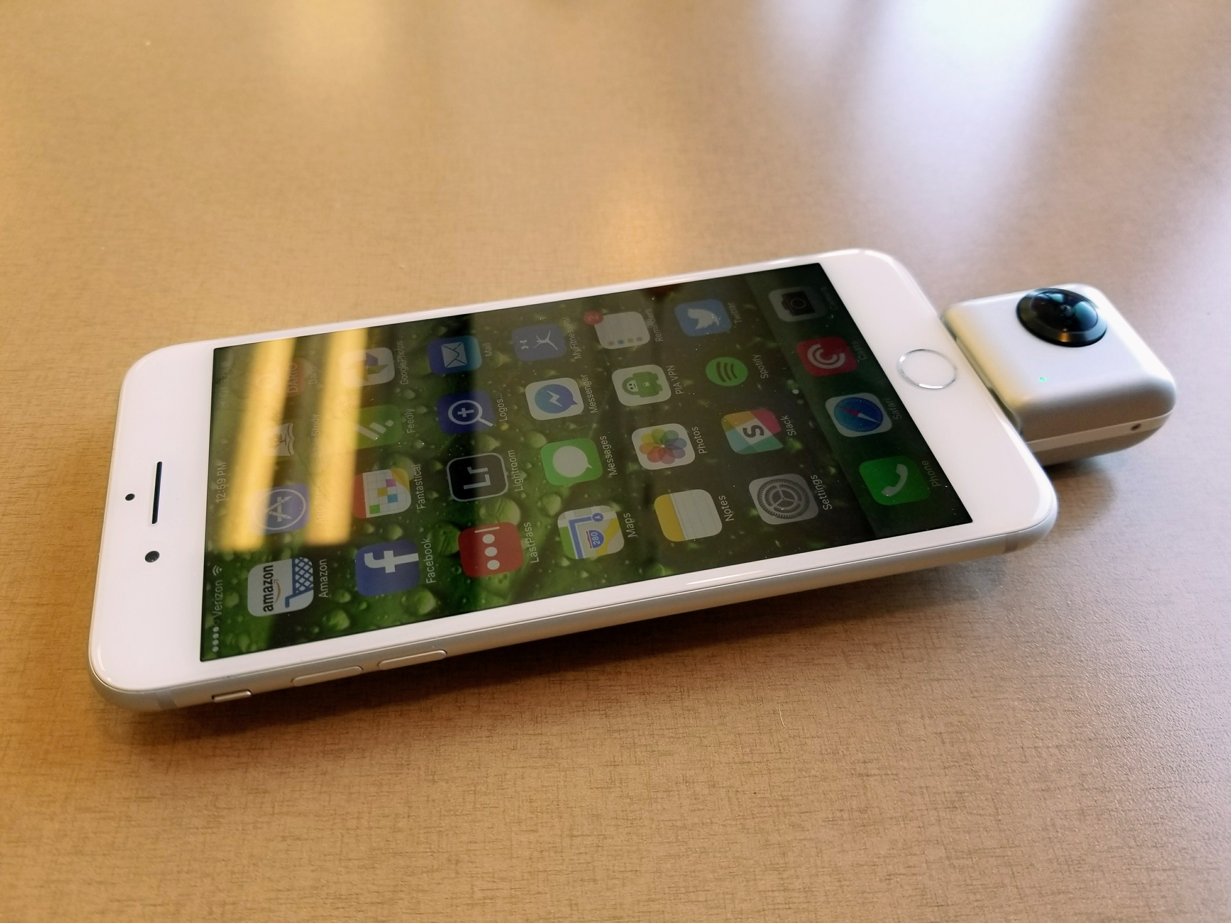 isnta360 nano for iphone