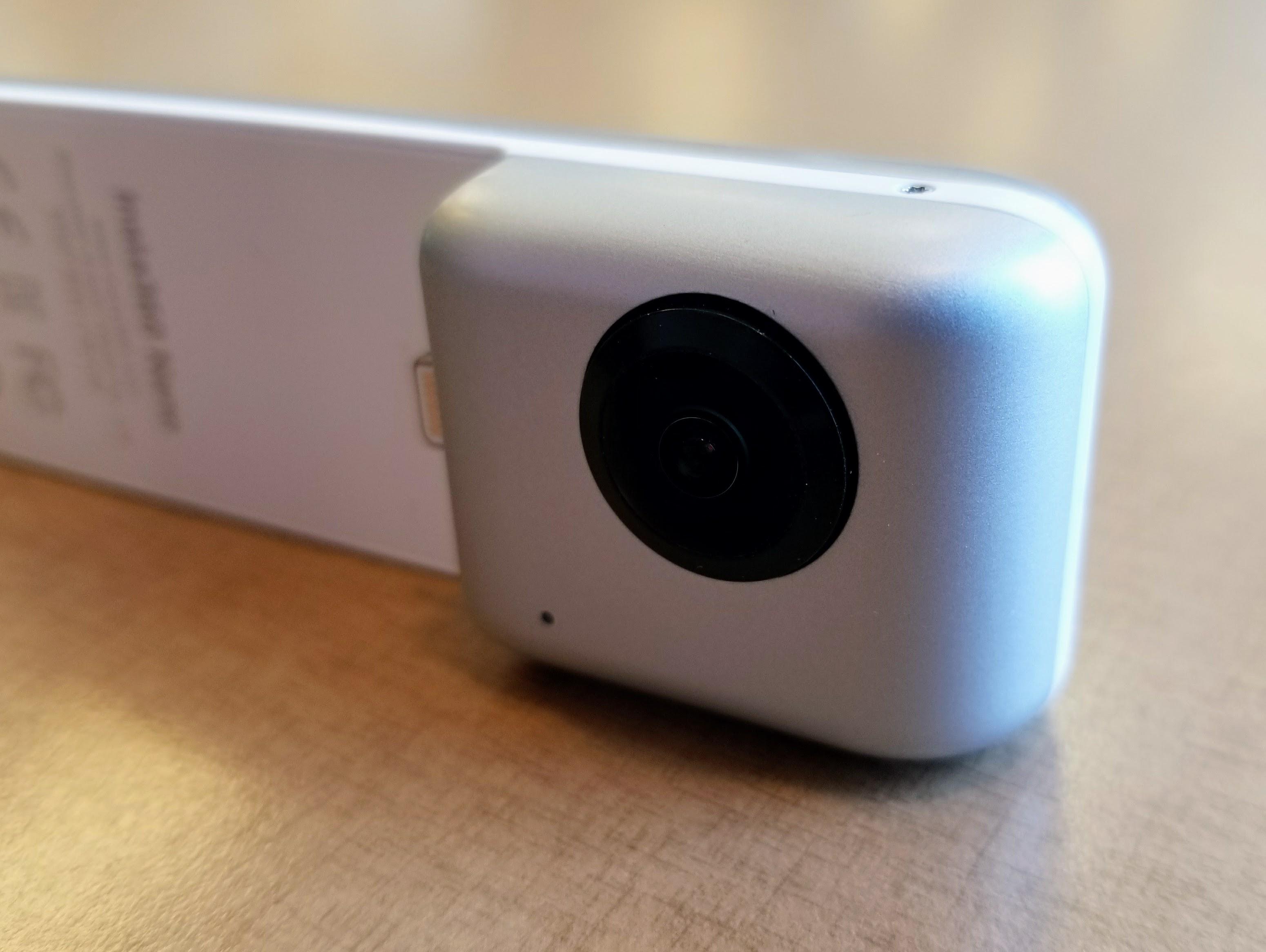 isnta360 nano for iphone camera
