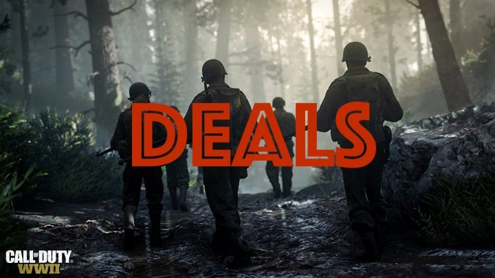 Buy for Call of Duty: WWII Deals