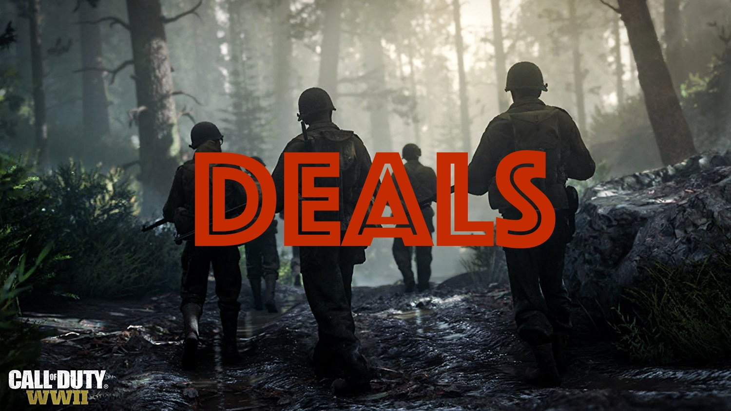The best Call of Duty: WWII deals you can find.
