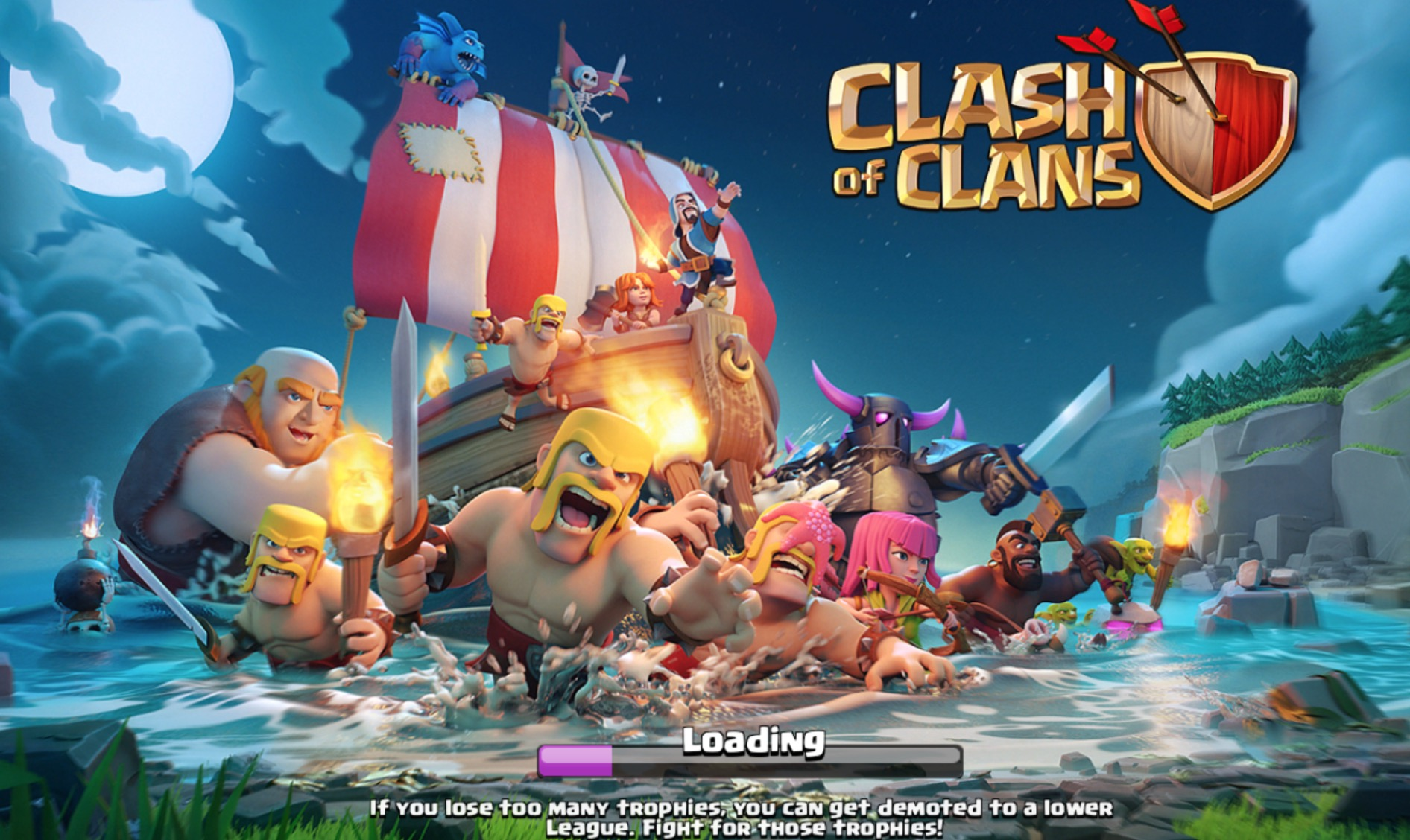 Clash of Clans May Update: What's New