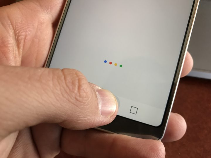 How to use Google Assistant on the LG G6.