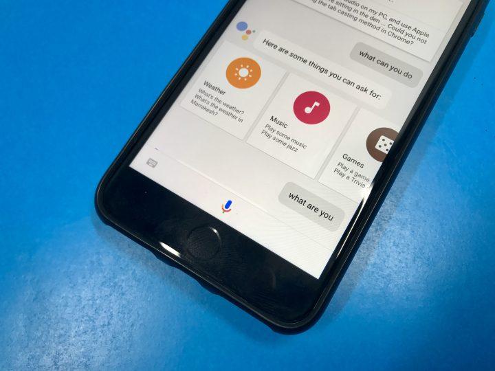 Det finns några saker som Google Assistant inte kan göra.