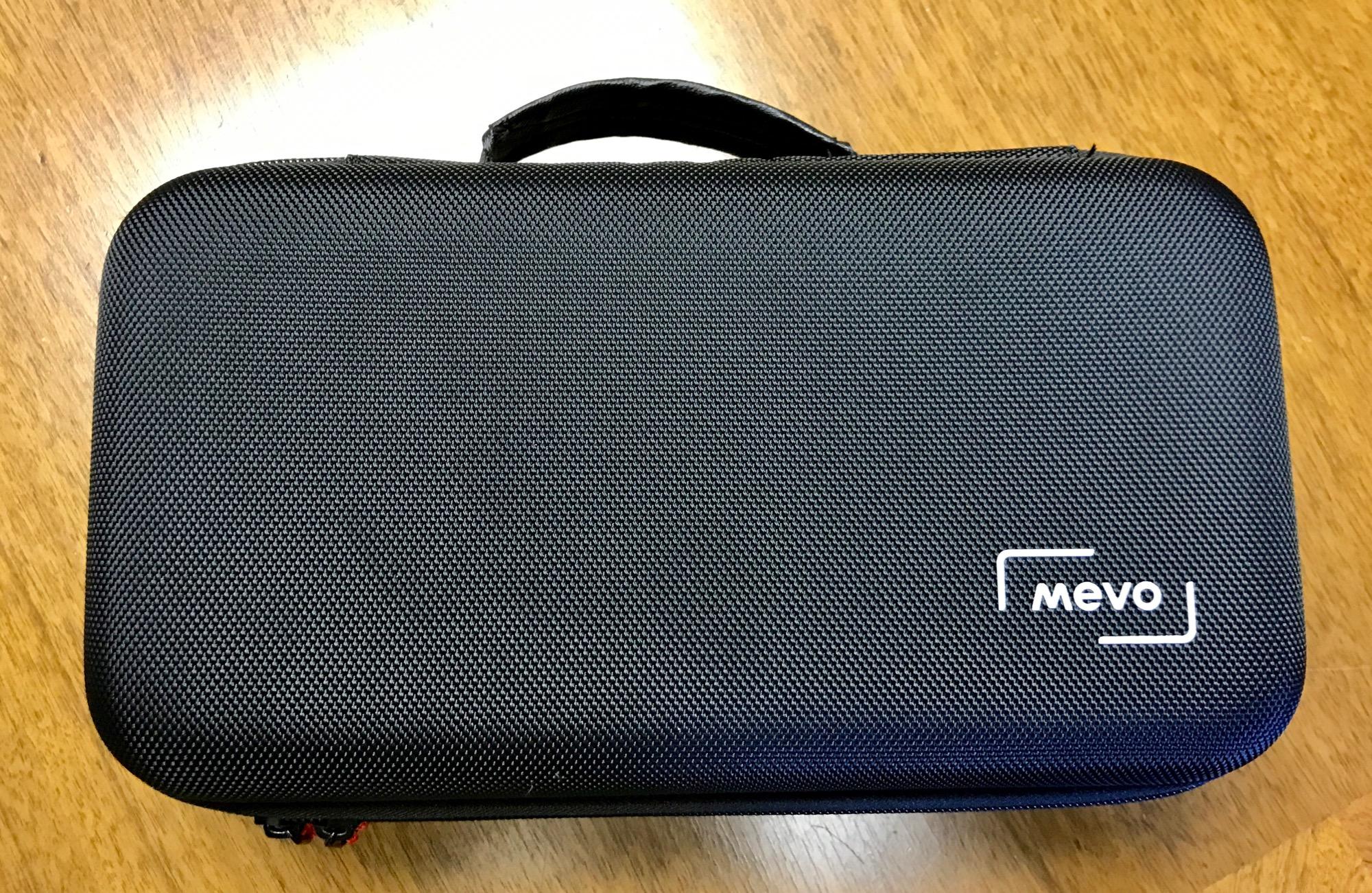 meevo camera case
