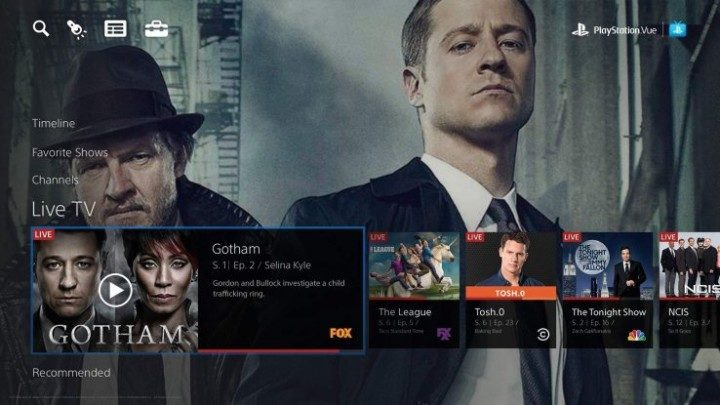 How to Watch Cable on PS4