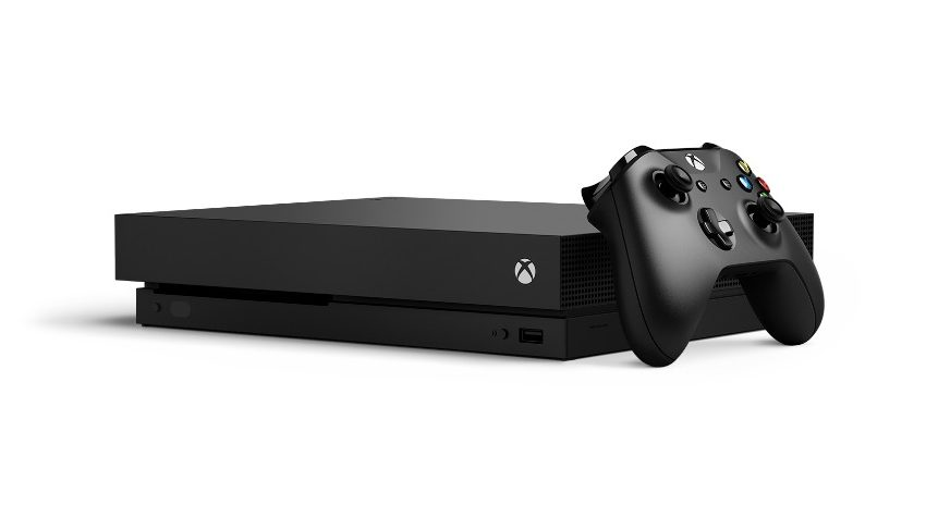 Don't expect a ton of Xbox One X deals in 2017.