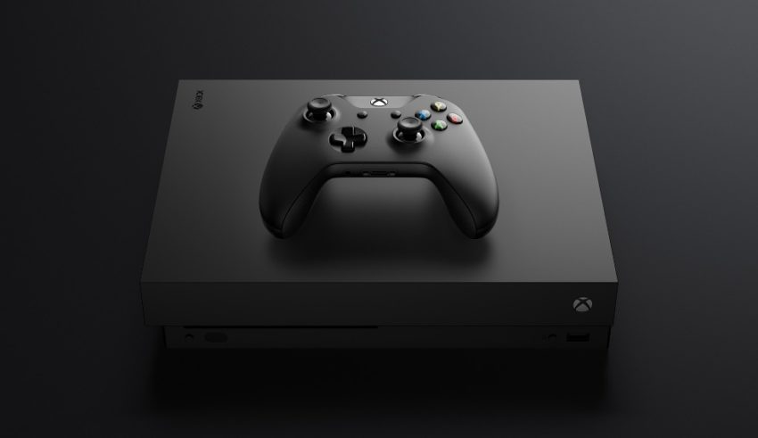 You'll want to pre-order if you want the Xbox One X in 2017.