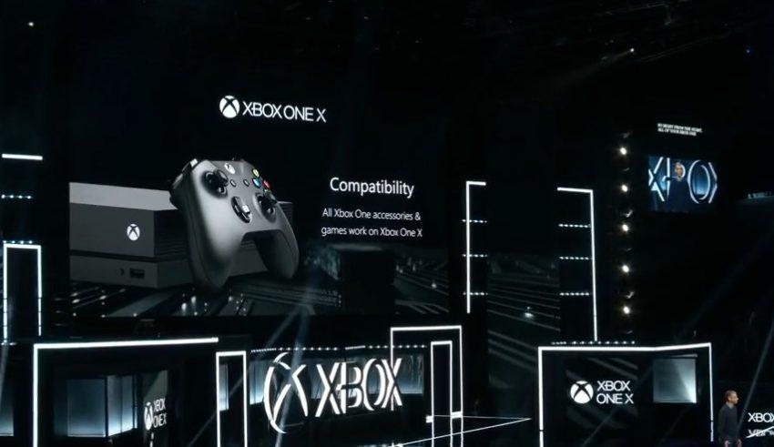 Xbox One X Backwards Compatibility explained.
