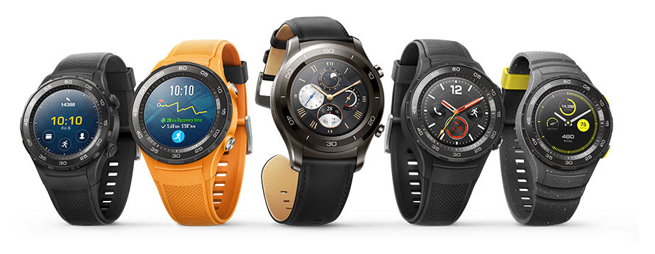 huawei watch 2 designs
