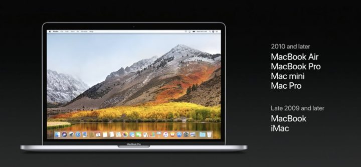 Here's the macOS High Sierra compatibility list.
