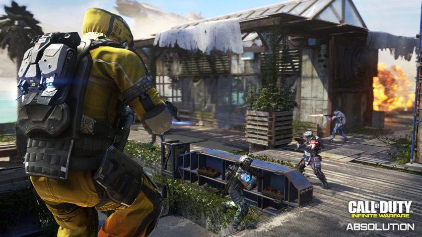 Absolution Infinite Warfare DLC 3 Release Date & Time