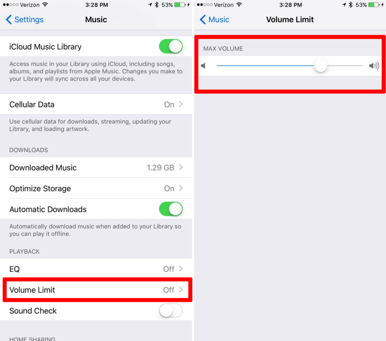 How To Limit Volume On Iphone And Android
