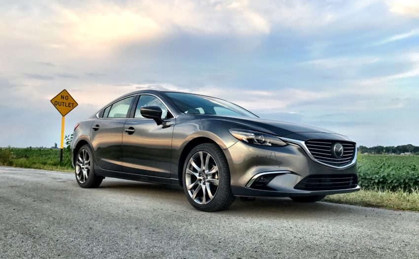 If you need a car with four doors that's fun to drive, the Mazda 6 needs to be on your list.