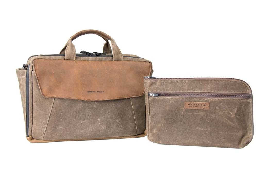 This is an amazing travel bag combo that helps you travel in comfort.