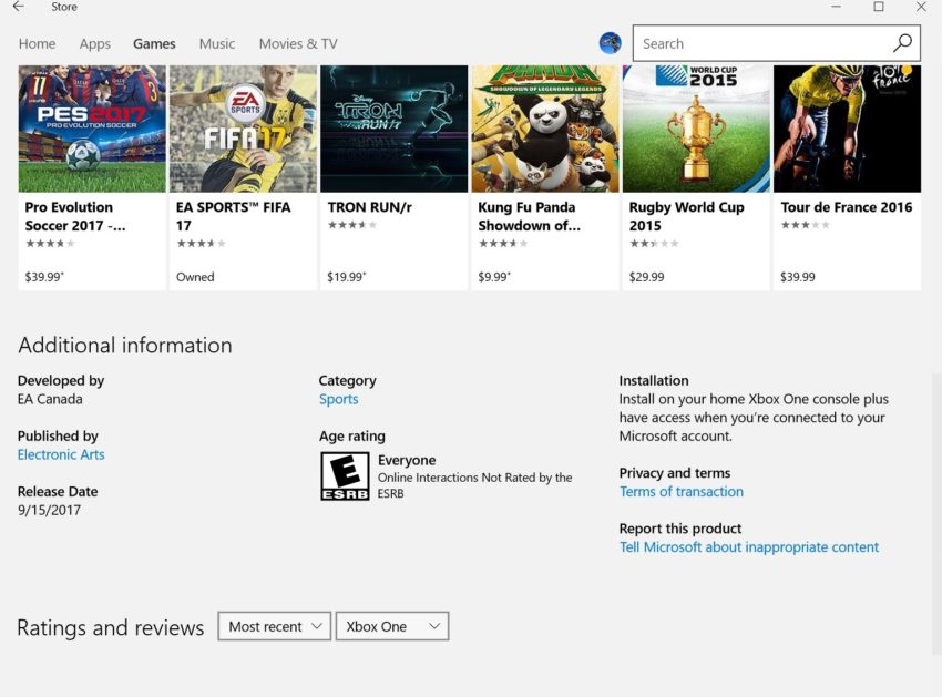 The FIFA 18 demo release date leaks.