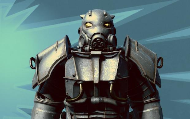 Hellfire Power Armor: 500 Credits