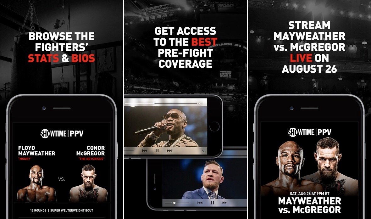 How to Watch Mayweather McGregor live without cable.