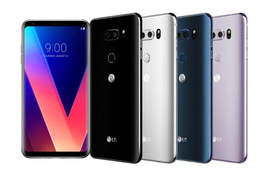 LG V30 vs LG G6: Specs
