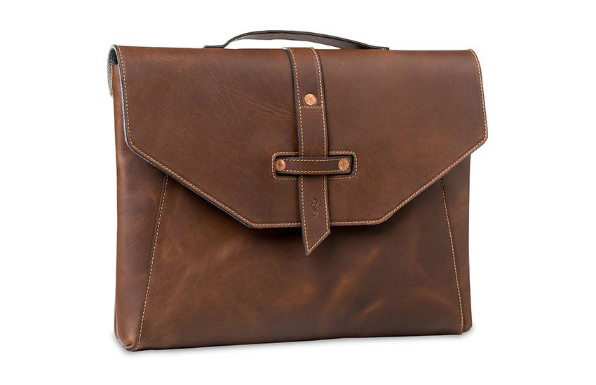 Pad & Quill Valet Luxury Laptop Bag