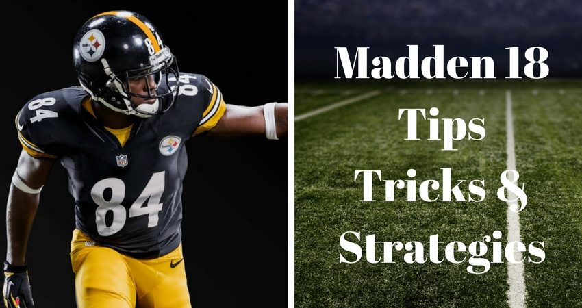 The Madden 18 tips you need to win more games.