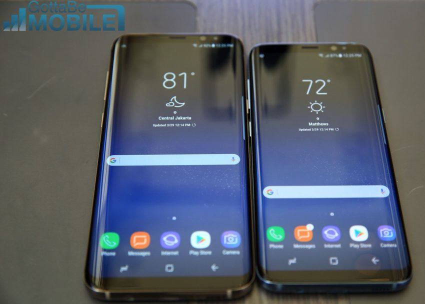 Galaxy S8+ or Galaxy S9