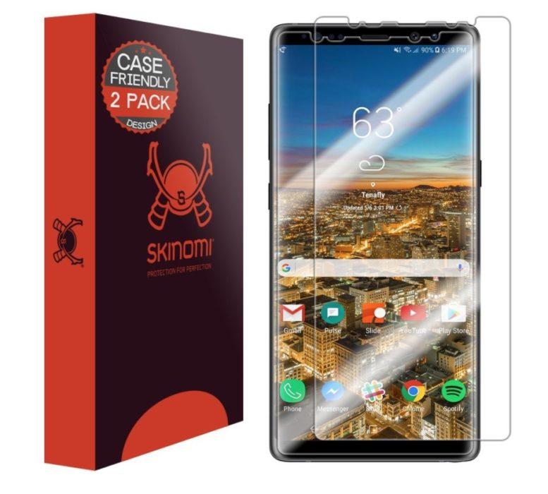 Skinomi TechSkin 2-Pack