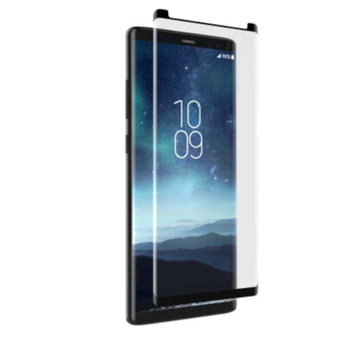 ZAGG InvisibleShield Glass for Galaxy Note 8