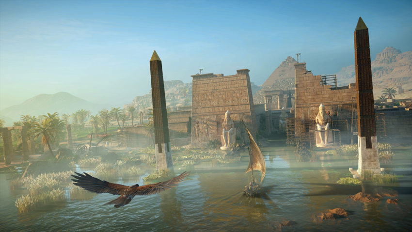 Find Out What's Next in the Assassin's Creed Story