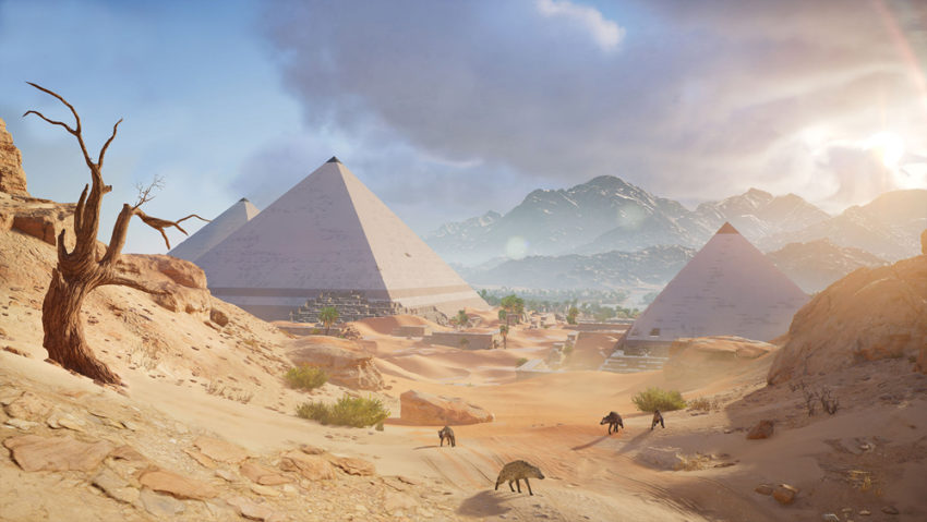 Experience Egypt for the First Time