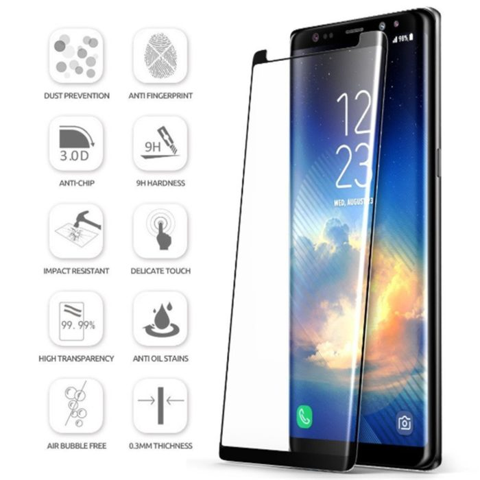 Chocolay Galaxy Note 8 Glass Protector