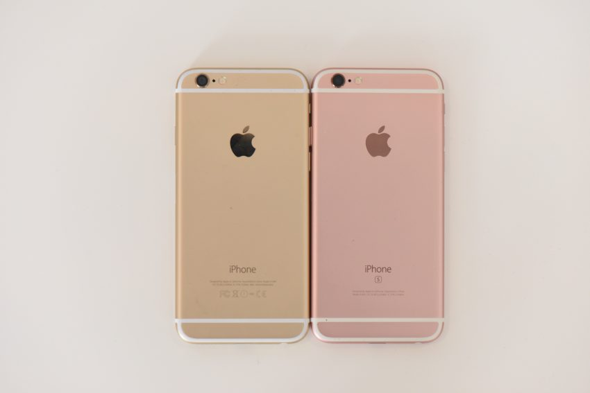 Don't Expect A Lot iPhone 7s Color Options at Launch