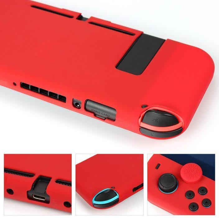 Nintendo Switch Silicone Cover