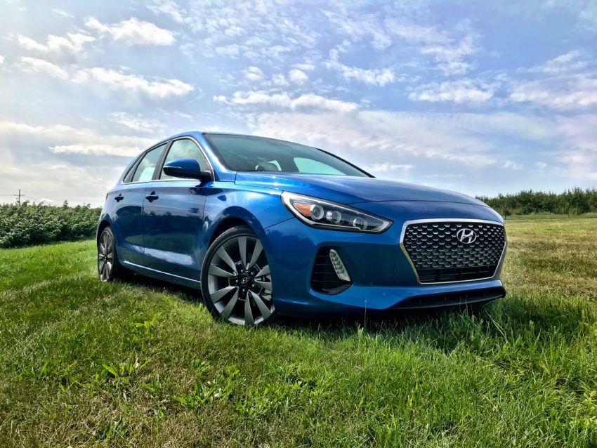 Read our 2018 Elantra GT Sport first drive review.