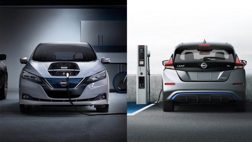 What you need to know about the 2018 Nissan Leaf range.