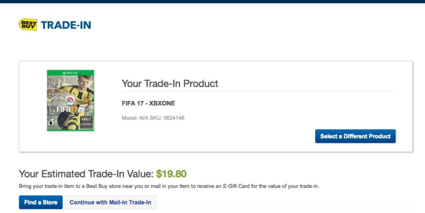 The best FIFA 18 deal you will find is at Best Buy for a limited time.